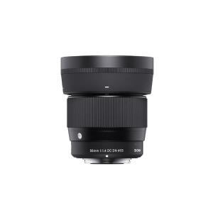 シグマ 交換レンズ 56mm F1.4 DC DN Contemporary 56mmF1.4DCDNContemporary [ソニーE /単焦点レンズ]