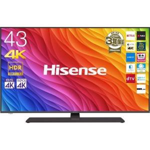 ハイセンス 43V型液晶テレビ4K対応 43A6800(標準設置無料)