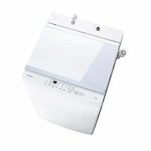 東芝 全自動洗濯機 AW-10M7(W) ピュアホワイト(標準設置無料)