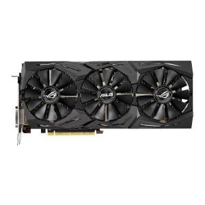 ASUS グラフィックボード Radeon RXシリーズ ROG-STRIX-RX590-8G-GAMING [8GB]