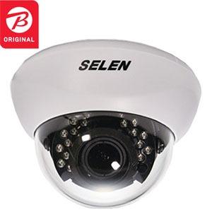 セレン 赤外線投光器内蔵AHDドームカメラ SAHN281