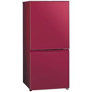 AQUA 2ドア冷蔵庫(157L・右開き) AQR-16H(R) ルージュ(標準設置無料)