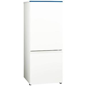 AQUA 2ドア冷蔵庫 (184L・右開き) AQR-BK18H(W) ホワイト(標準設置無料)