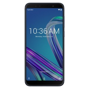 ASUS SIMフリースマートフォン Zenfone Max Pro M1 ZB602KL-BK32S3 ディープシーブラック(送料無料)