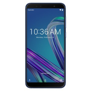 ASUS SIMフリースマートフォン Zenfone Max Pro M1 ZB602KL-BL32S3 スペースブルー