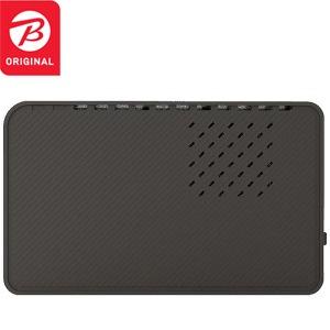 外付けハードディスク HD-PV2.0U3R-BKS [2TB]