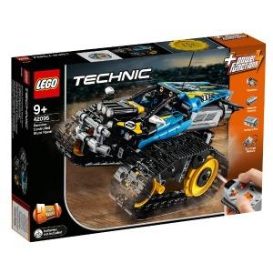 LEGO レゴ 42095 テクニック RC スタントレーサー