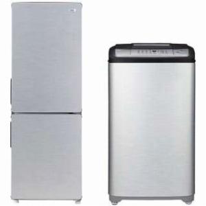 URBAN CAFE SERIES 冷蔵庫・全自動洗濯機 の新生活応援2点セット(2)(標準設置無料)