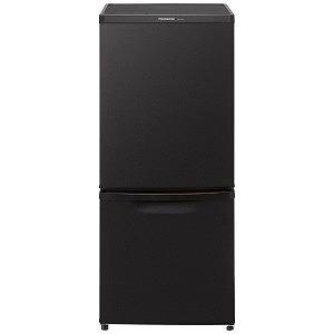 パナソニック 2ドア冷蔵庫 (138L・右開き) NR-B14BW-T マットビターブラウン(標準設置無料)