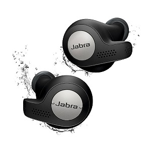 Jabra Elite Active 65t Titanium Black 100-99010002-40 Titanium Black