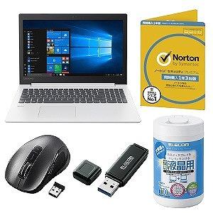 新生活応援 快適セット 81D2002GJP + M-NK01DBSBK + WC-DP110LN3 + MFHSU3A16GBK + ノートンプレタブレットムケ1ネンド(送料無料)