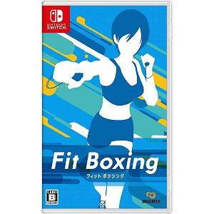 イマジニア SWITCHゲームソフト Fit Boxing