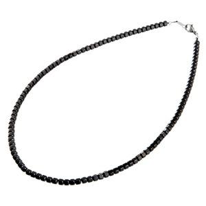 ネックレス LUCE(ブラック/Lサイズ) ABAPK01L
