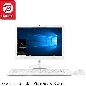 LENOVO デスクトップPC ideacentre AIO 330 Celeron F0D7006BJP ホワイト