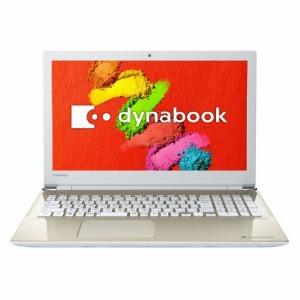 東芝 ノートパソコン dynabook T65/HG PT65HGP-REA サテンゴールド
