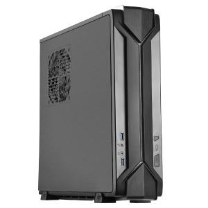 AHS PCケース SST-RVZ03B-ARGB ブラック