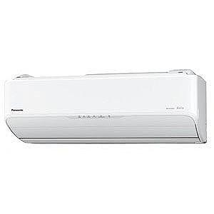 パナソニック エアコン Eolia(エオリア) AXシリーズ 4.0kW おもに14畳用 ◎CS-AX409C2-W(標準取付工事費込)