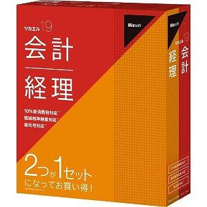 ビズソフト ツカエル会計 19 +経理 ZAFAR1401