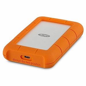 エレコム 外付けHDD [ポータブル型 /5TB] STFR5000800