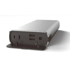 マクセル ACコンセント付モバイルバッテリー(ノートPC充電対応モバイルバッテリー) MPC-CAC22800