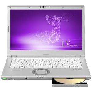 パナソニック ノートパソコン Let's note(レッツノート) LVシリーズ「LTE対応モデル」