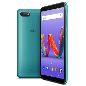 SIMフリースマホ Wiko Tommy3 Plus W-V600(BLEEN)