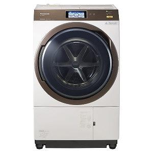 パナソニック ドラム式洗濯乾燥機 (洗濯11.0kg/乾燥6.0kg/左開き) ◎NA-VX9900L-N ノーブルシャンパン(標準設置無料)