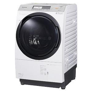 パナソニック ドラム式洗濯乾燥機 (洗濯10.0kg/乾燥6.0kg/右開き) ◎NA-VX7900R-W クリスタルホワイト(標準設置無料)