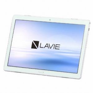 NEC Androidタブレット LAVIE Tab E PC-TE510JAW ホワイト [10.1型ワイド /ストレージ:64GB /Wi-Fiモデル]
