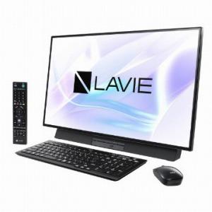 NEC デスクトップパソコン LAVIE Desk All-in-one PC-DA970MAB ファインブラック [27型 /HDD:3TB /Optane:16GB /メモリ:8GB /2019年春モデル]