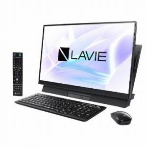 NEC デスクトップパソコンLAVIE Desk All-in-one PC-DA370MAB ファインブラック [23.8型 /HDD:1TB /メモリ:4GB /2019年春モデル]