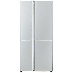 AQUA 4ドア冷蔵庫(512L AQUA・フレンチドア) サテンシルバー AQR-TZ51H(S) サテンシルバー (標準設置無料), 激安正規品:45de9d7b --- officewill.xsrv.jp