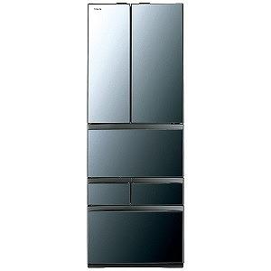 東芝 6ドア冷蔵庫(461L・フレンチドア) GR-R460FZ(XK) クリアミラー クリアミラー (標準設置無料), 阿知須町:af40cbb4 --- officewill.xsrv.jp