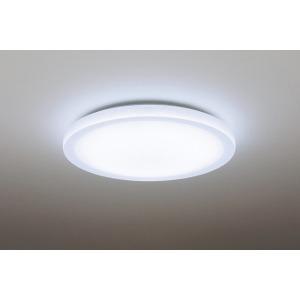 パナソニック LEDシーリングライト 寝室向けタイプ HH-CD0871Aリネン柄モデル [8畳 /リモコン付き]