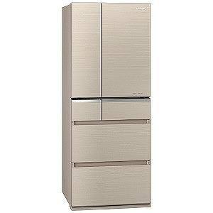 パナソニック 6ドア冷蔵庫(470L・フレンチタイプ ) NR-F475XPV-N マチュアゴールド(標準設置無料)