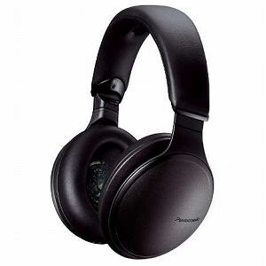 パナソニック ブルートゥースヘッドホン RP-HD610N-K [ハイレゾ対応 /ノイズキャンセリング対応]