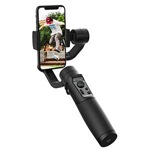 SAC スマートフォン用3軸スタビライザー Steady Mobile BK1
