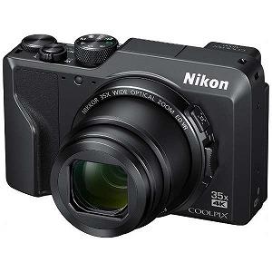 ニコン コンパクトデジタルカメラ COOLPIX(クールピクス) A1000 ブラック