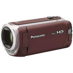 パナソニック ビデオカメラ [フルハイビジョン対応] HC-W590M ブラウン