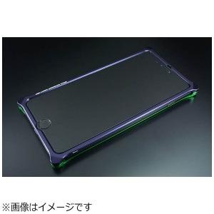 ギルドデザイン iPhone 7 Plus用 Solid Bumper 42117 GIEV-282PGB -EVANGELION Limited- エヴァンゲリオン初号機