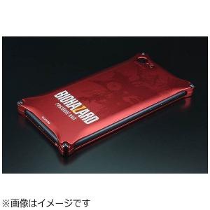 ギルドデザイン iPhone 7用 Solid Case -BIOHAZARD- バイオハザード 7 レッド GI-BIO 42128