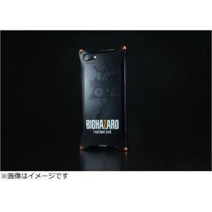 ギルドデザイン iPhone 7 Plus用 Solid Case GIBIO42143 -BIOHAZARD- バイオハザード 7 ブラック