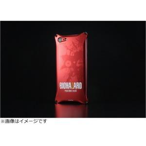 ギルドデザイン iPhone 7 Plus用 Solid Case -BIOHAZARD- バイオハザード7 GIBIO42144 レッド
