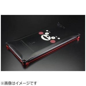 ギルドデザイン iPhone 7 Plus用 くまモン×ラ・ベレッツァ×GILDdesignコラボケース 42164GKL280KMA くまモンモデル