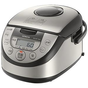 日立 炊飯器 [5.5合 /IH /3.6] RZ-BC10M-S シルバー