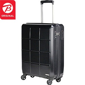 キャスターロック搭載スーツケース ハードジッパー CR-SC11SBK(33L), ユバラチョウ:39915722 --- officewill.xsrv.jp