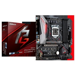 ASROCK ASRock B365M Phantom Gaming 4 B365MPhantomGaming4