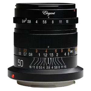 KIPON ELEGANT 50mm/f2.4 for NIKON Z(Black) ELEGANT50NZBK