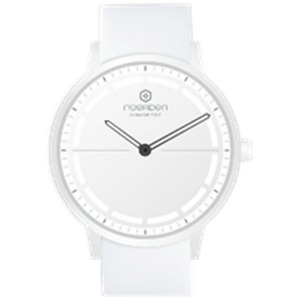 NOERDEN スマートウォッチ 40mm Hybrid Smart Watch MATE2 PNW-0701 ホワイト