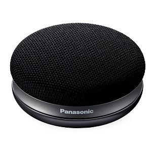パナソニック ポータブルワイヤレススピーカー SC-MC30-K ブラック [Bluetooth対応]